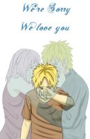 Shinachiku - We're sorry - We Love You by Mid25