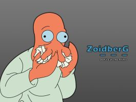 Dr. Zoidberg by striderchea