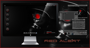 Red Alert KDE by miguelsanchez666