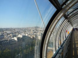 Montmartre : A Space Odyssey (The High Places #1) by ReaderByLamplight