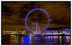 The London Eye by Elessar91