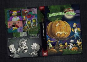 Treehouse of Horror DVD case by TheAL