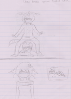 .:When idiots Gangman style:. by Lazuliwitch