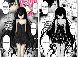 ToLOVE-Ru Darkness cap23 pagina final a color by agustinzero1