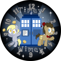 Wibbly-Wobbly, Timey-Wimey Stuff by MidnyteSketch