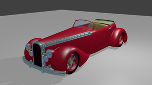 First Go At Blender by pauljs75