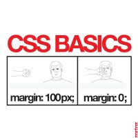 CSS MARGIN by MRTNZ