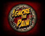 Ignore the Pain Logo by mertbaran