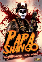 WWE - PAPA SHANGO by TheIronSkull