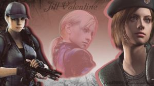 Jill Valentine by LinksTRUEGirlfriend