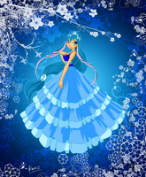 PC:Ashia - Princess of Harmonix by Bloom2