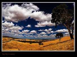 Big Sky Country by Sun-Seeker