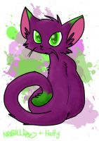 MEOW MEOW MEOW by T-2-da-Rouble