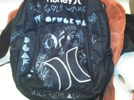 OFWGKTA Backpack by kaminski719