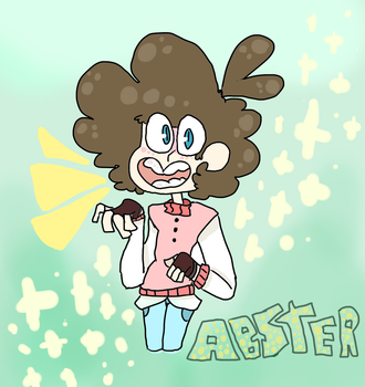 ABSTER ART by FunnyboneZ55