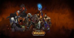 Warlords of Draenor WIP 2 by Daerone