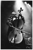 Perttu Kivilaakso Apocalyptica by metall-cello