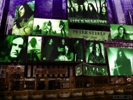 Peter Steele Forget Me Not by VoodooHammer