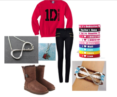 one direction outfit by brit123abc