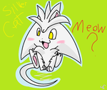Silver The CAT by snowtheacat