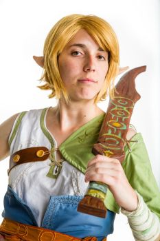 The lost shoot - Link by VFire