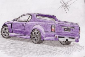 new holden maloo concept by that-car-bloke