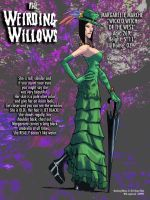 WEIRDING WILLOWS Wicked Witch of the West by DeevElliott
