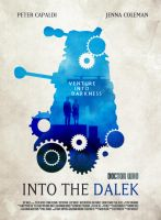 DOCTOR WHO SERIES 8 EP2 - Into the Dalek POSTER by Umbridge1986