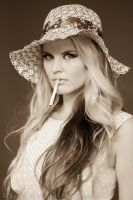 Just another smoking photo! by DemureDomestic