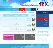 MRC website by xeitoon