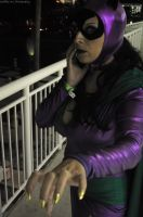 Catwoman - A Call by seethroughcrew