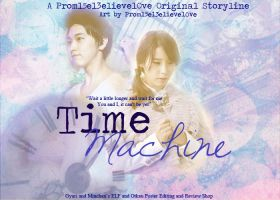 Time Machine [One-Shot] by Prom15e13elieve10ve