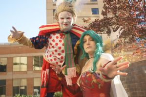 Creeping out AUSA '10 by Lady-Tigress