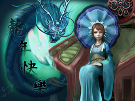 Happy Chinese Dragon New year_Andoria by assinas