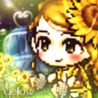 Bannedstory Battles: Theme - Yellow by iixCandy