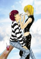 Mello Matt_Lum Cream by stuffed-fox