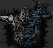 Darksides: TDKR T-Shirt Contest Submission #2 by lattimer36