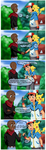 wolley2xjd meets Ash in Pallet Town by Riadorana