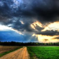 Fast Clouds HDR by MisterDedication