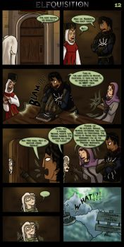 Dragon Age: Elfquisition - Page 12 by Silfae