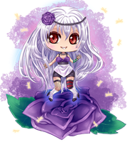 AS/MCL Chibi Prize for Kitaori by ChiNoMiko