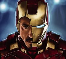 Ironman by Lukarley