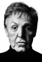 Paul McCartney - 68th birthday by elooly
