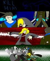 GallowGlass chapter 4 page 80 by MethusulaComics