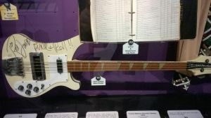Rick James Famous Bass by LtNathanHale