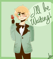 I'll be waiting by honeybun234