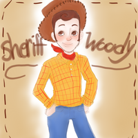 Hi ya sheriff by AliceInPirateland