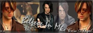 Criss Angel Banner by xobttrflykissesox