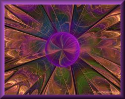 Shades of Purple by PatriciaRodelaArtist