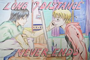 Long Love Distance (Yaoi) by DatLynnGirl